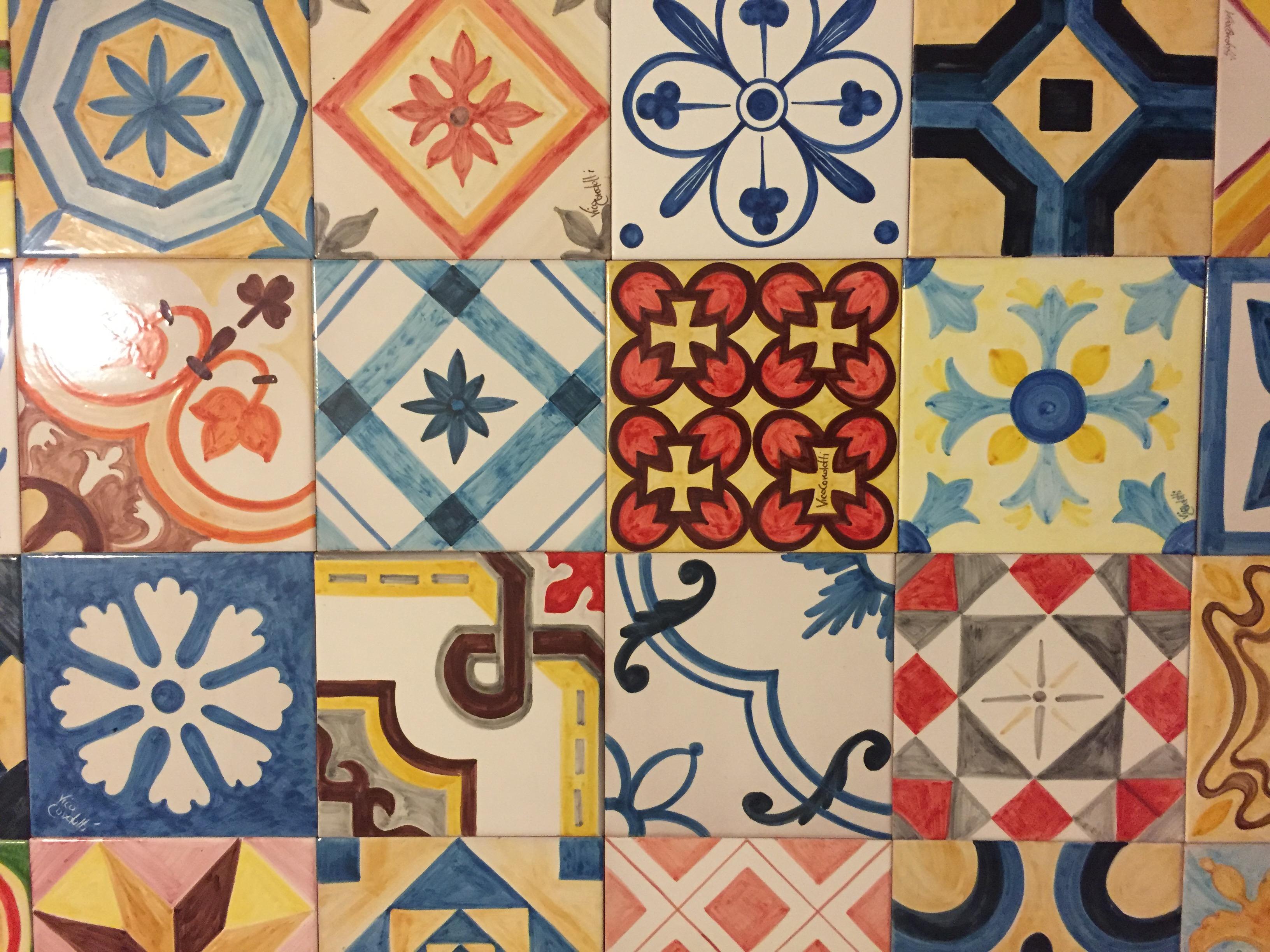 CUCINA E LIVING - Ceramiche Vico Condotti
