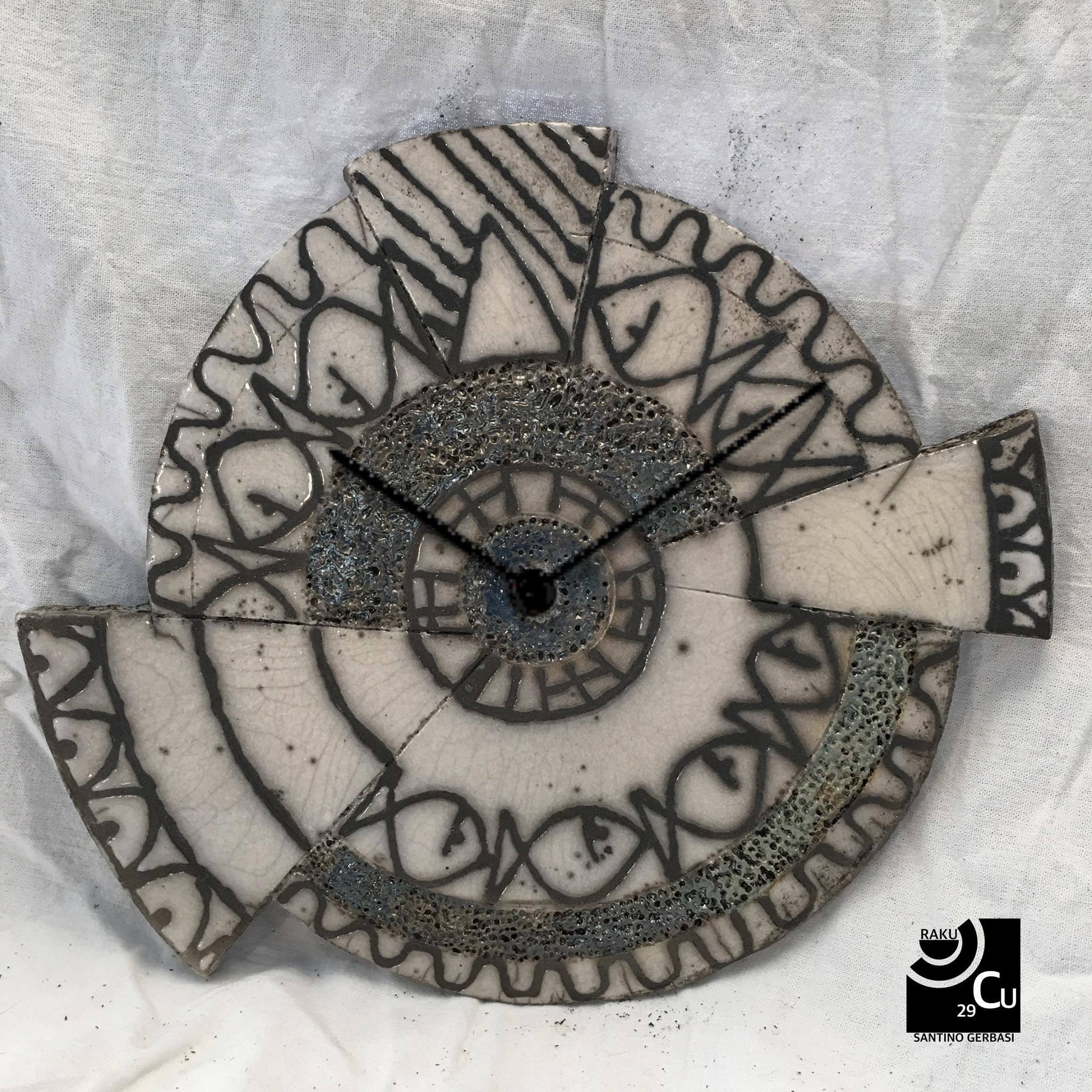Ceramiche Vico Condotti Cosenza Raku 12