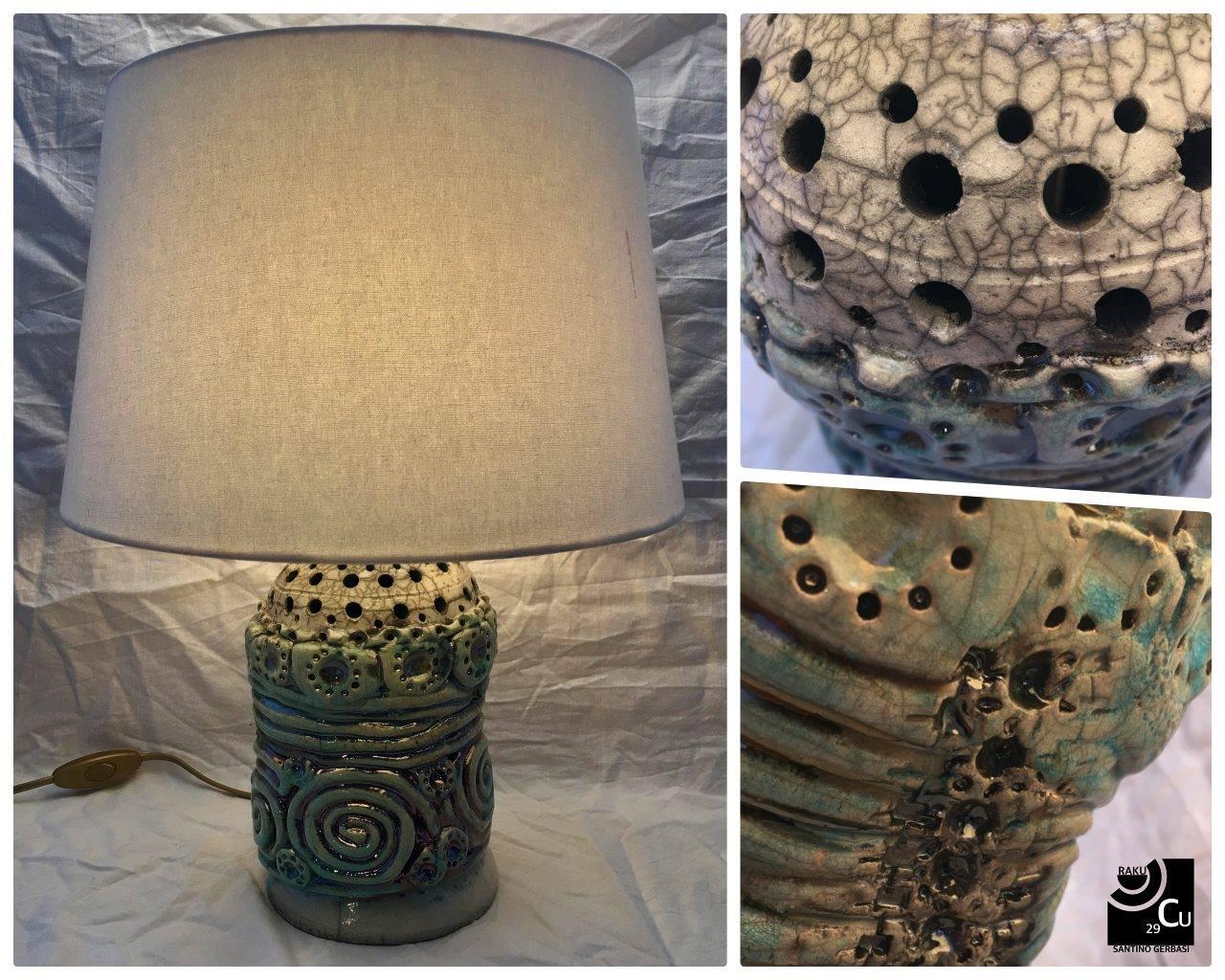 Ceramiche Vico Condotti Cosenza Raku 13