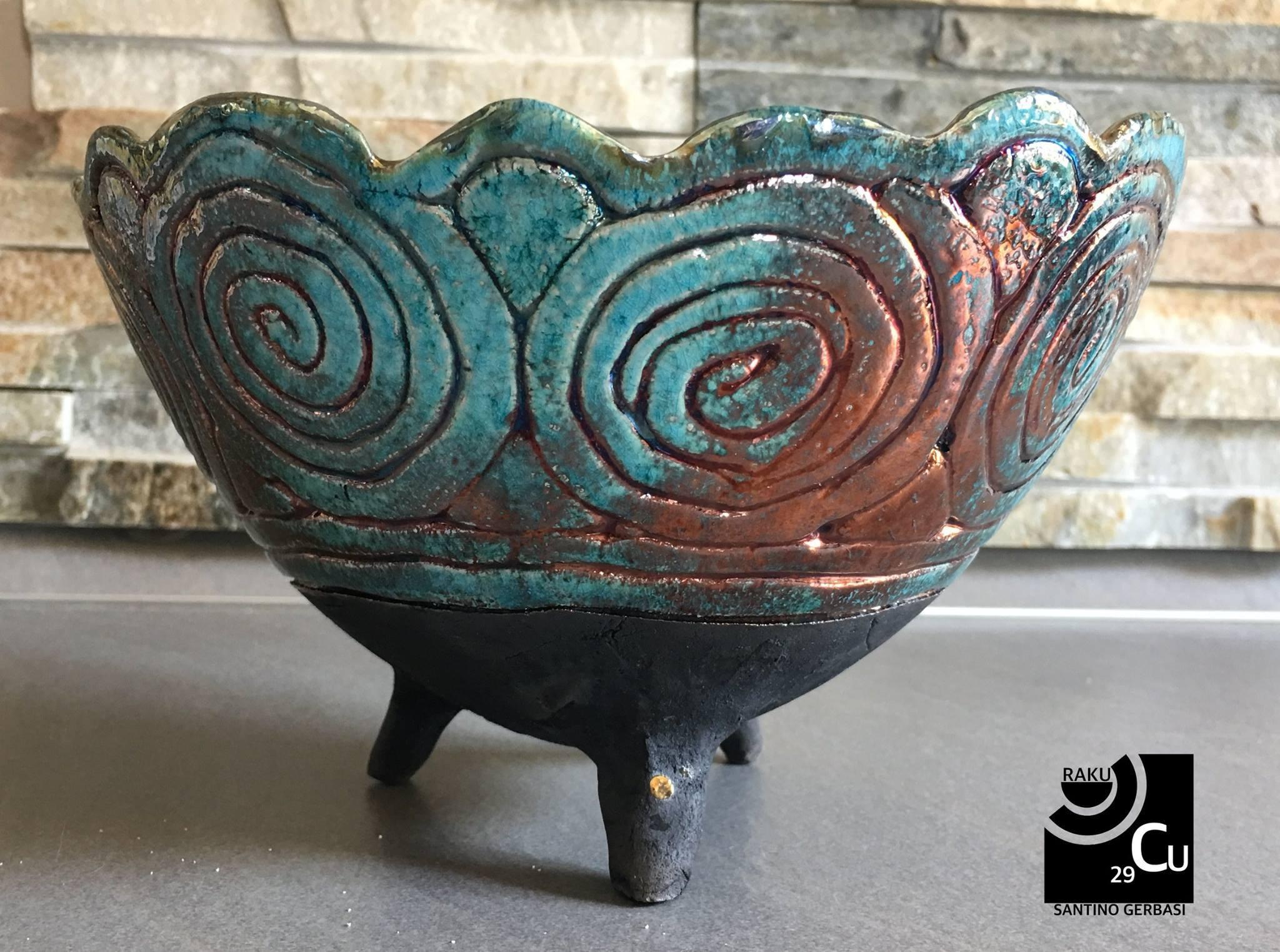 Ceramiche Vico Condotti Cosenza Raku 18