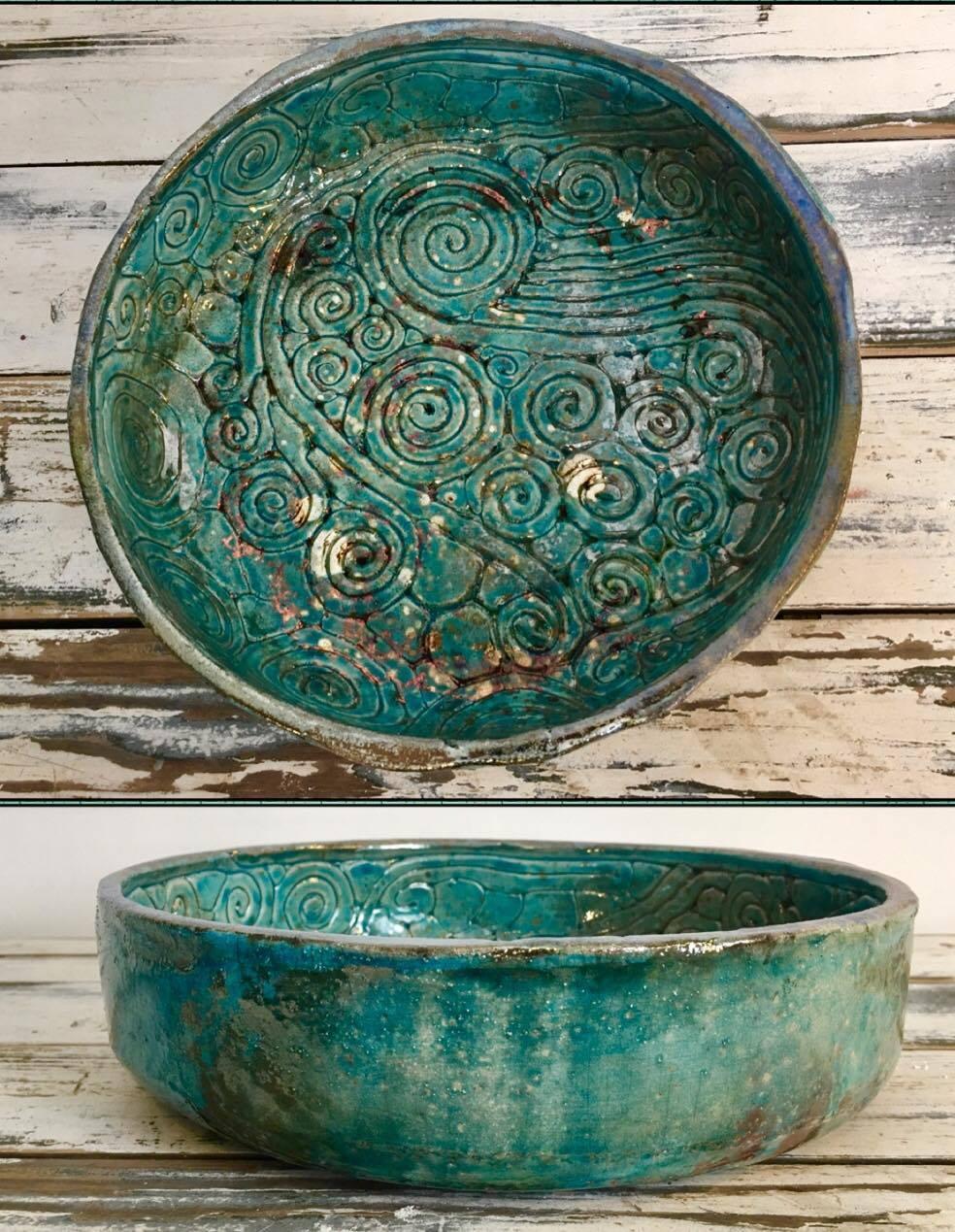 Ceramiche Vico Condotti Cosenza Raku 19