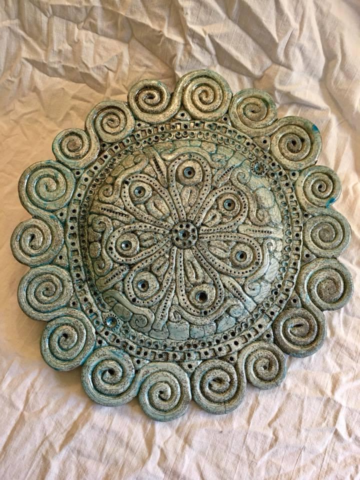 Ceramiche Vico Condotti Cosenza Raku 21