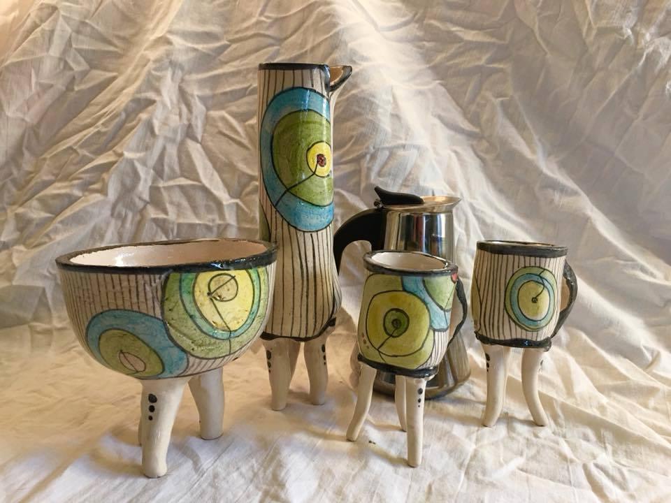 Ceramiche Vico Condotti Cosenza Raku 22