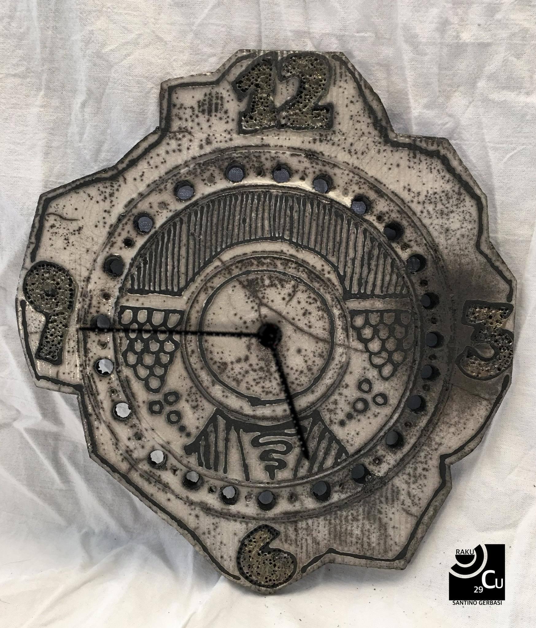 Ceramiche Vico Condotti Cosenza Raku 24
