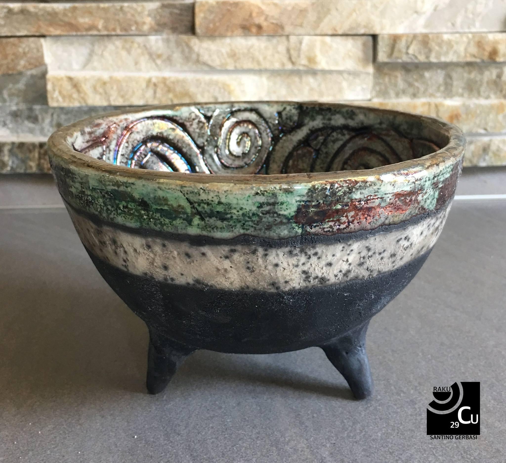 Ceramiche Vico Condotti Cosenza Raku 27
