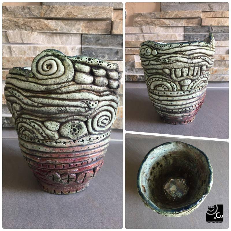 Ceramiche Vico Condotti Cosenza Raku 28