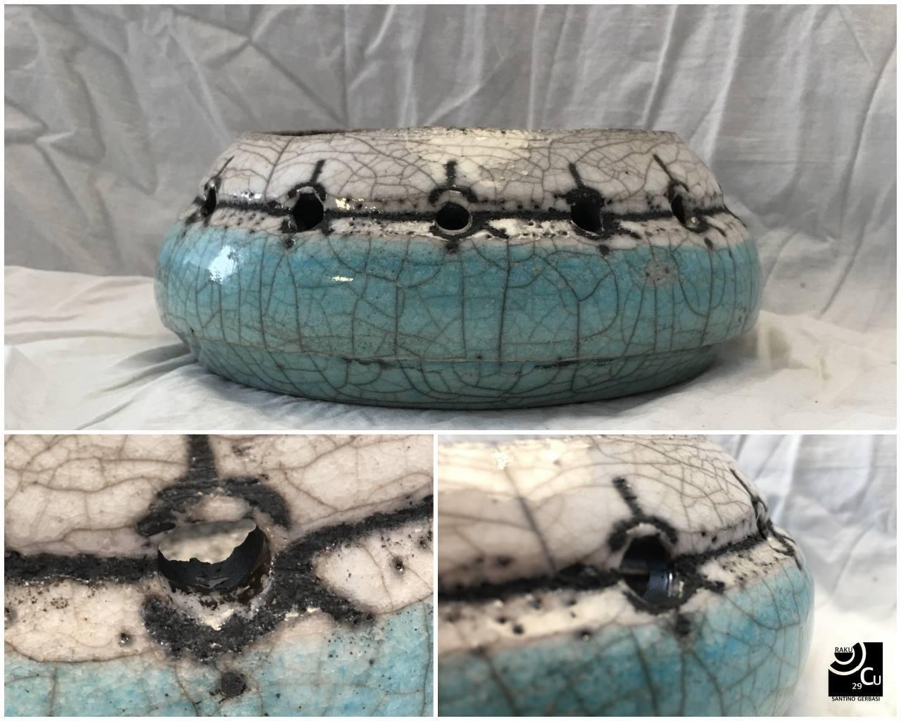 Ceramiche Vico Condotti Cosenza Raku 3