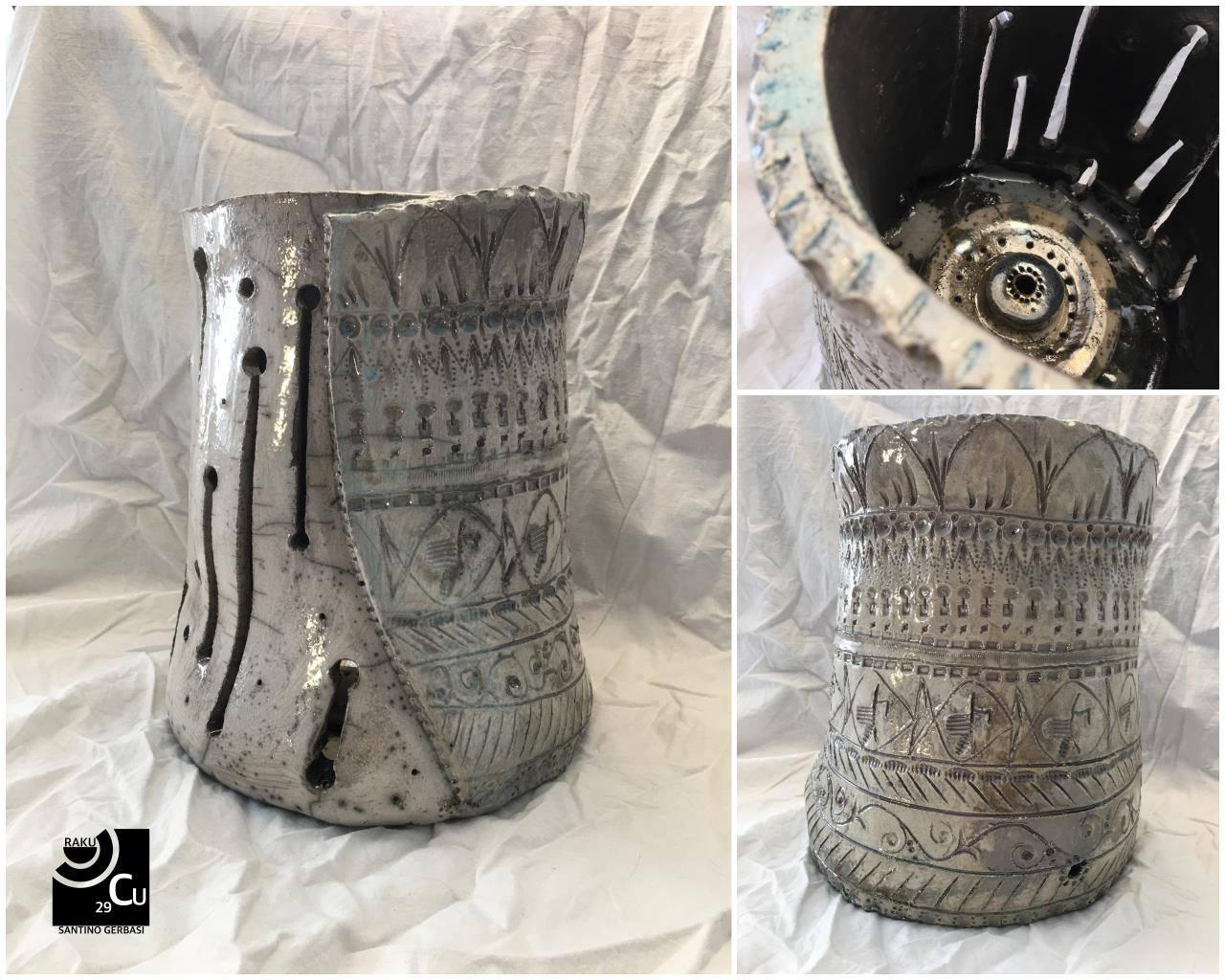 Ceramiche Vico Condotti Cosenza Raku 31
