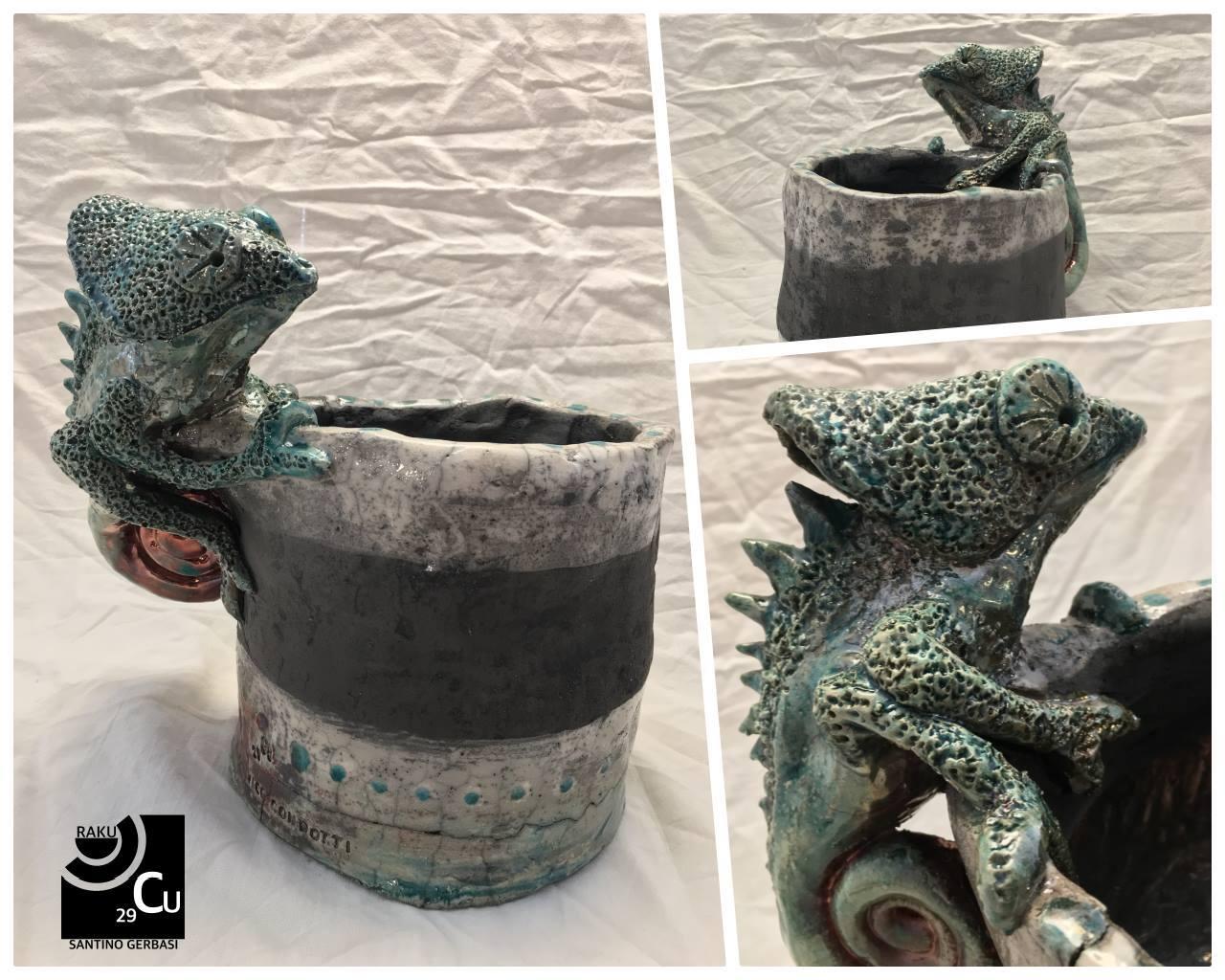 Ceramiche Vico Condotti Cosenza Raku 33